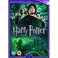 Warner Bros Harry Potter And The Goblet Of Fire (DVD) [UK IMPORT]